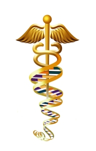 Ascension of DNA frequencies.