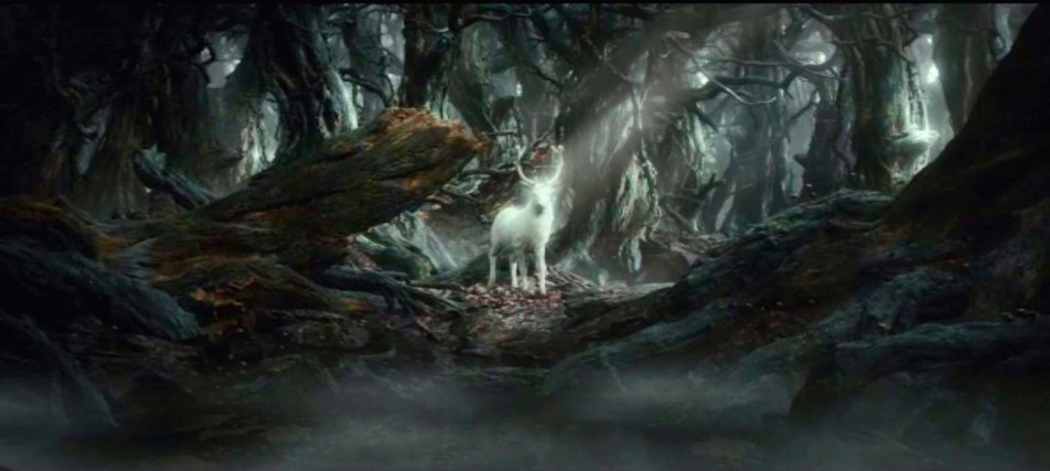 The Green Men The White Stag And The Rebirth Of Gaias Divine