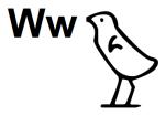 letter-w-hieroglyphic