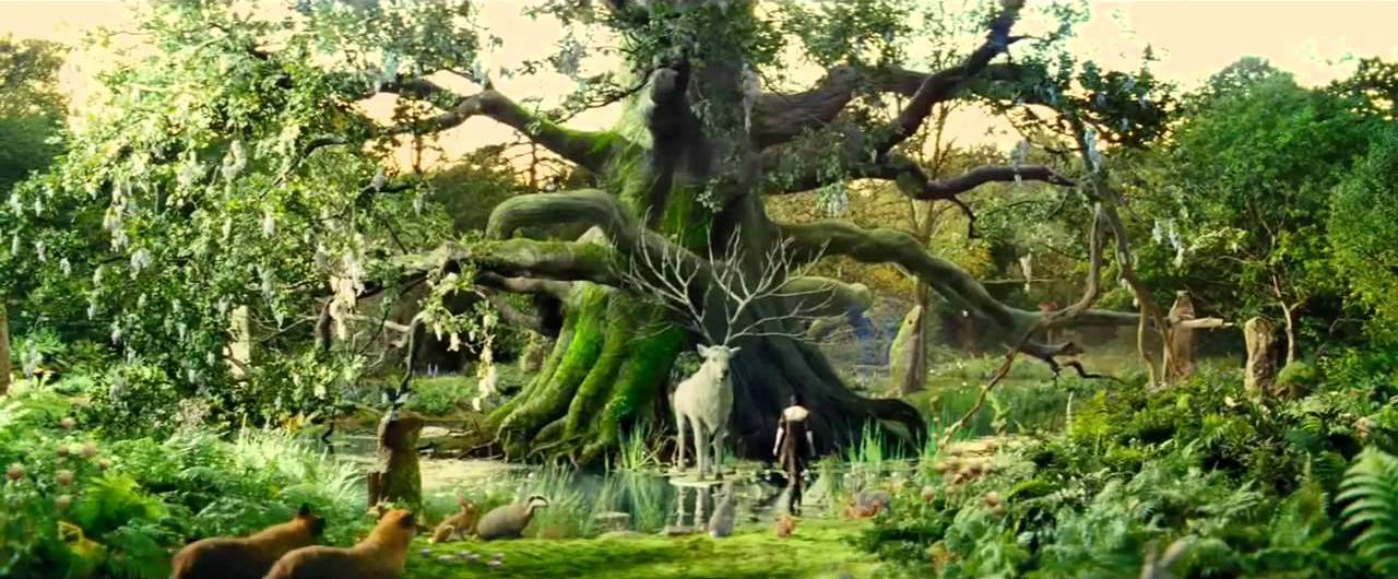 The Green Man The White Stag And The Rebirth Of Gaias Divine
