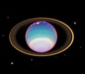 Uranus, NASA image archives.