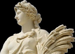 Ceres Statue