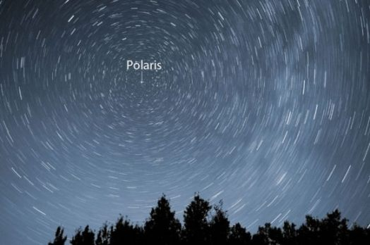 Polaris-star-trails-July-25_2011S-ANNO-580x386Bob King