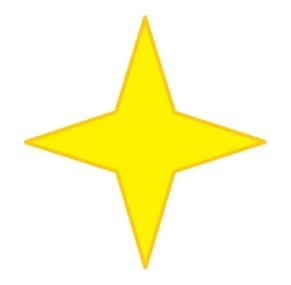 clipart star 4