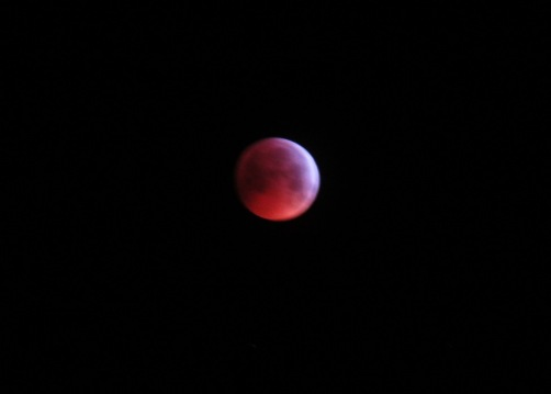 Blood Moon 21st Jan 2019